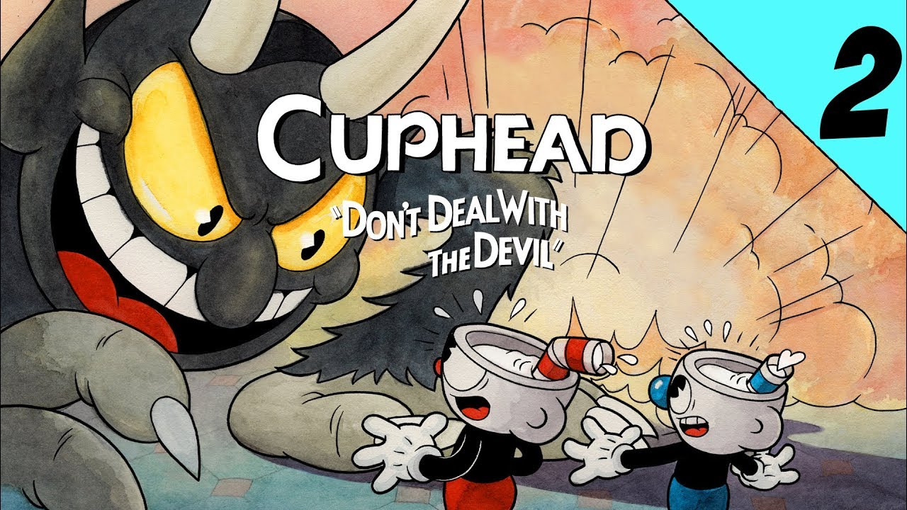 Wo Hat Der Frosch Die Locken Folge 2 Cuphead Youtube
