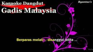 Karaoke Dangdut   Gadis Malaysia