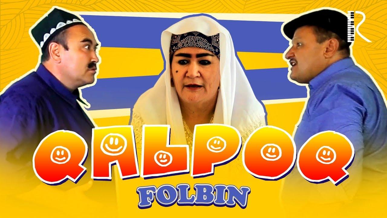Qalpoq - Folbin | Калпок - Фолбин (hajviy ko'rsatuv)