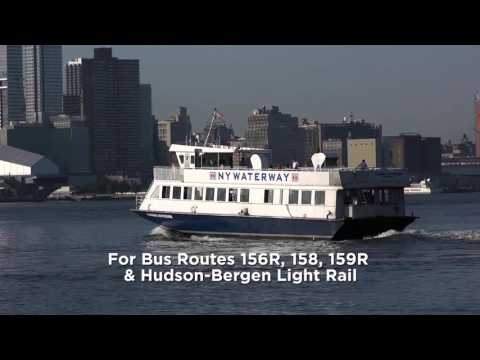 NY Waterway & NJ Transit Hudson Go Pass