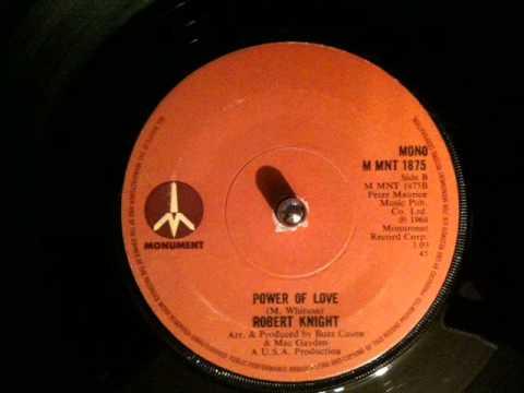 Robert Knight  power of love