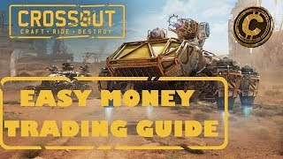 CROSSOUT - EASY COINS! MONEY MAKING TRADING GUIDE!