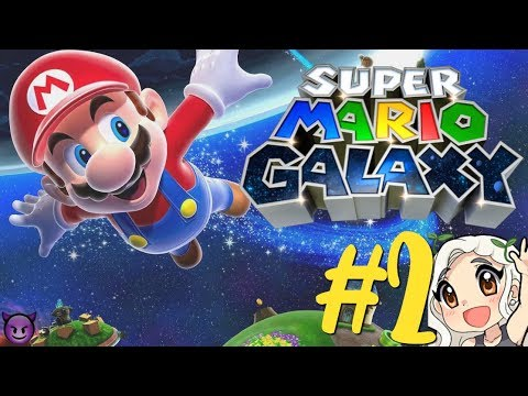 THE BEACONS ARE LIT | Let's Play Super Mario Galaxy | #2 (1080p gameplay)