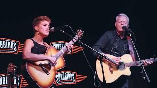 """Walls"" - Tommy Emmanuel and Christie Lenée - Guitar and Vocal Duet"