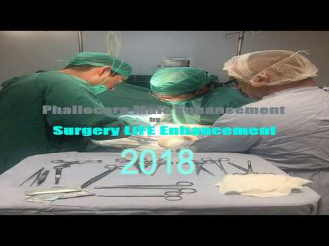 Natural, Surgical & Non-Surgical Penis Enlargement Demonstrations