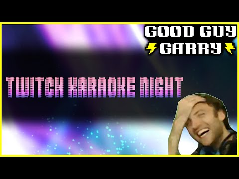 Twitch Karaoke Night