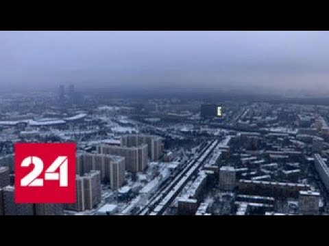 """Погода 24"": Волгоград залило, Москву замело - Россия 24"