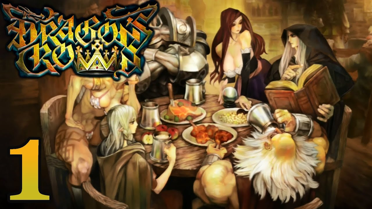 Dragons Crown 1 The Sorceress Youtube