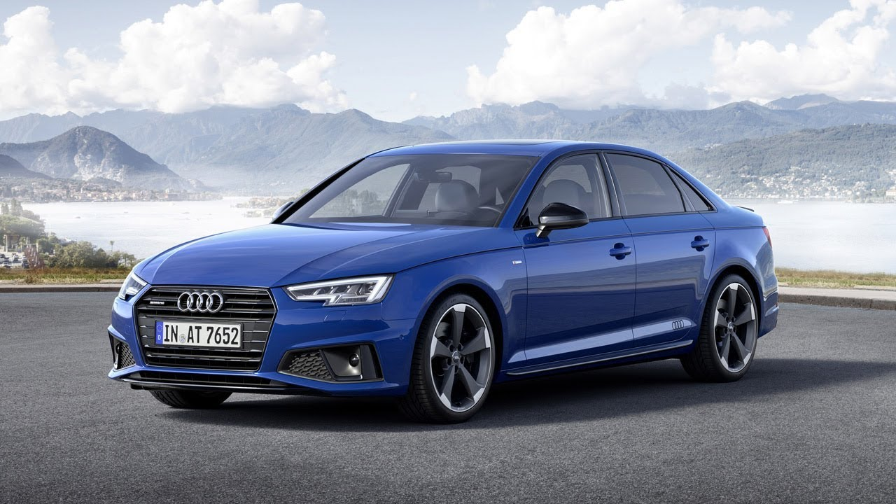 2019 audi a4 sedan revealed youtube. Black Bedroom Furniture Sets. Home Design Ideas