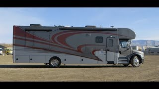 2019 Renegade Valencia Interior - Freightliner S2RV Chassis - IWS Motorcoaches