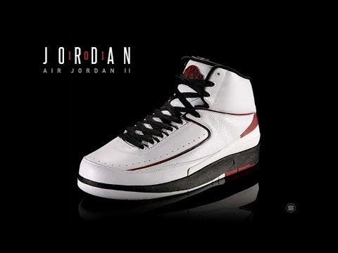 AIR JORDAN 2 HISTORY: Before The Tinker Hatfield Era