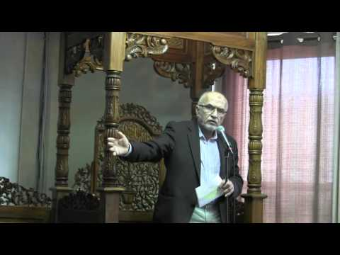 Dr  Samih Abbassi English Friday Khutbah 10/9/15