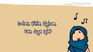 Lagu Tajwid Terbaru~ Hukum Tanwin ن & م