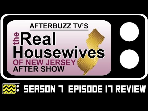 Real Housewives of New Jersey Season 7 Episode 17 Review & After Show | AfterBuzz TV