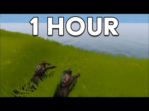 1 Hour Of Fortnite Worm Dance