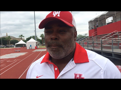 2017 AAC Outdoor Track & Field Championship - Houston sprinters preview
