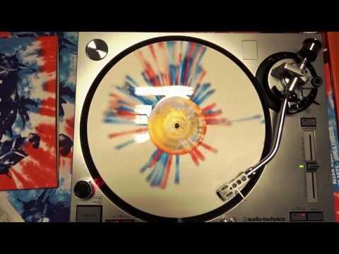 Gov't Mule - The Tel-Star Sessions - Splatter vinyl unboxing