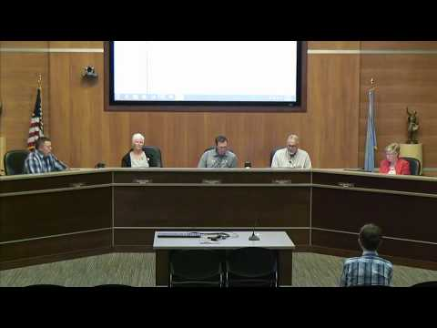 Brookings County Commission 2017-06-29