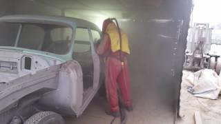 Пескоструй кузова 21Волги #(, 2016-11-01T20:10:02.000Z)