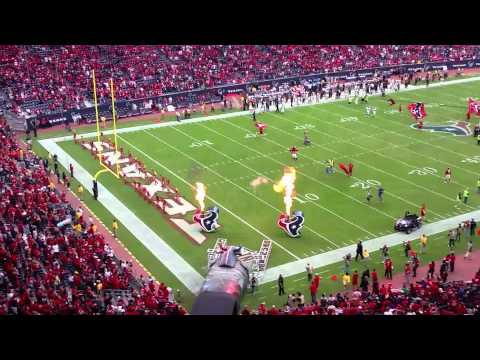 Houston Texans 11 02 2014 From a Suite NRG stadium Lindsay Ell