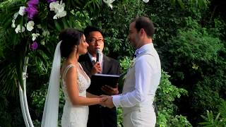 Wita Bali wedding celebrant