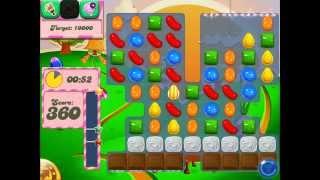 Candy Crush Saga: Level 80 (No Boosters) iPad