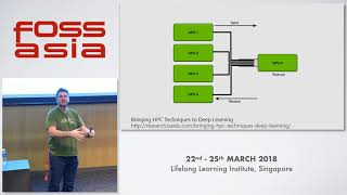 Large Scale Deep Neural Network Training - FOSSASIA 2018
