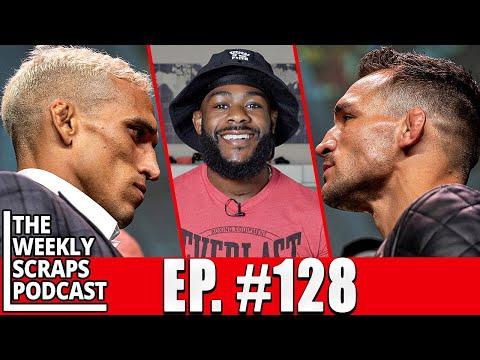UFC 262 Charles Oliveira vs Michael Chandler | Ferguson vs Dariush | Burgos vs Barboza | TWS 128