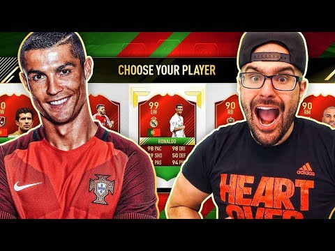PORTUGAL ONLY DRAFT!! FIFA 17 Ultimate Team Draft #01