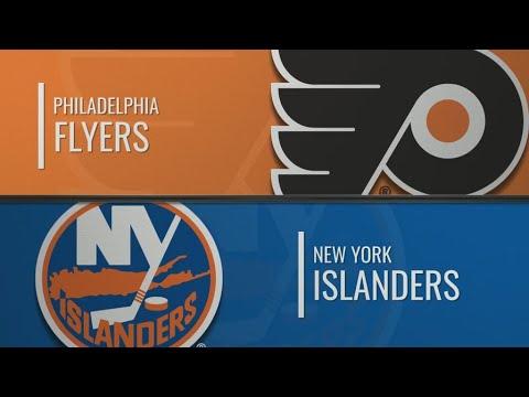 Филадельфия - Нью-Йорк Айлендерс | Philadelphia Flyers Vs  NY Islanders|Обзор матчей НХЛ 27.10.2019.