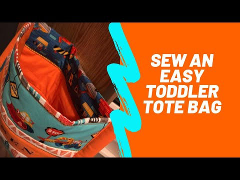Tote Bags For Toddlers