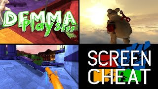 Demma Plays... Screencheat
