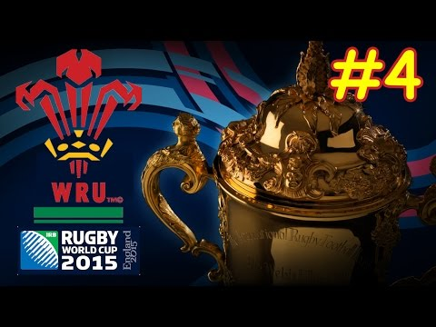 Rugby World Cup 2015 #4 - Wales vs Australia