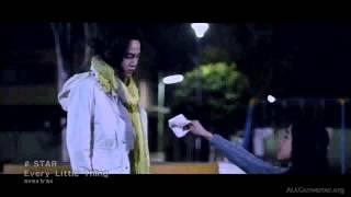 Jang Geun Suk and Fujii Mina in Every Little Thing - Star mv