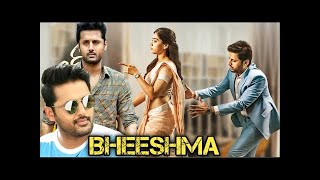 Bheeshma (2019) Official Hindi Dubbed Trailer | Nithiin, Rashmika Mandanna