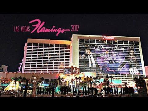 Flamingo Hotel & Casino in Las Vegas! 2017
