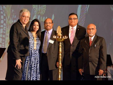 Gujarat Cultural association celebrate Diwali Dinner