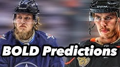 7 BOLD Predictions For The 2019-20 NHL Season