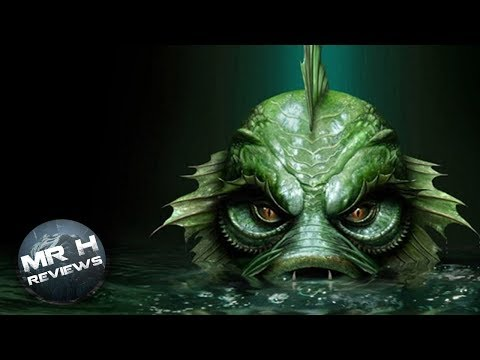 The Creature From The Black Lagoon - Explained