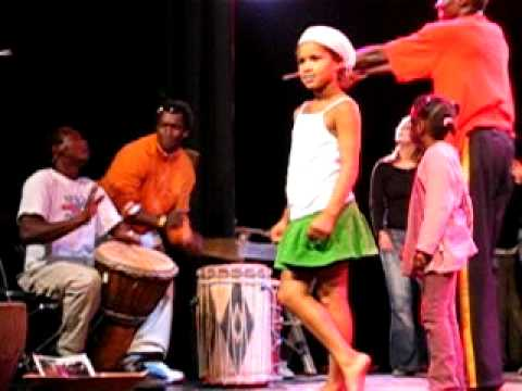 Oegandadag 2006 | African dance lesson