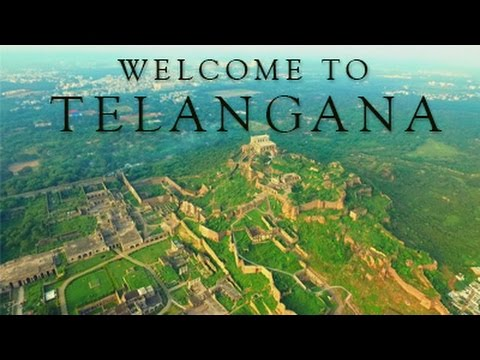 WELCOME TO TELANGANA