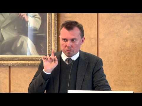 "CGEG: The Crimean War and ""A New World Order"""