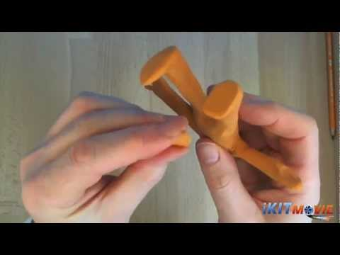 Make a Morph - How to make a clay character