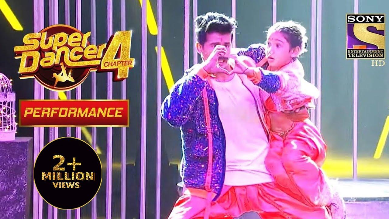 "Download Florina का Mind Blowing और ""The Best Performance""   Super Dancer 4   सुपर डांसर 4"