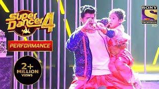 "Florina का Mind Blowing और ""The Best Performance"" | Super Dancer 4 | सुपर डांसर 4"