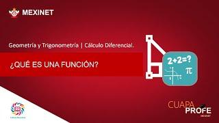 Funciones en Matemáticas ¿Que Són? |  #CuapaProfe