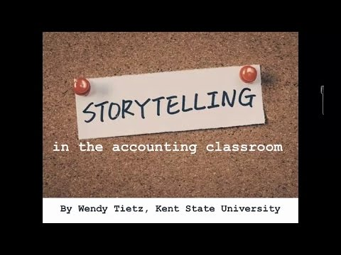 Storytelling in the Introductory Accounting Classroom