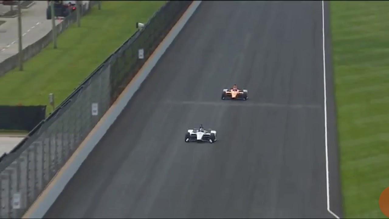 Circuito Fernando Alonso Accidente : Fernando alonso sale ileso de un espectacular accidente en