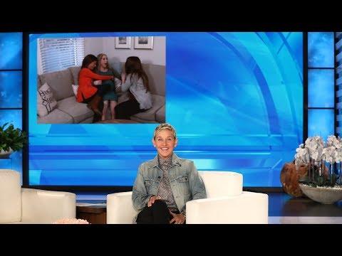 Ellen and Jeannie