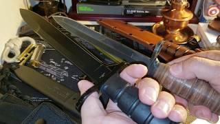 현대 보병의 나이프, 신형 M7 총검 Wartech H…